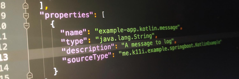 Kotlin/Gradle プロジェクトで spring-boot-configuration-processor を利用する
